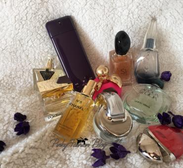 Ali imate svoj najljubši parfum?