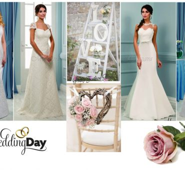 Prekrasna v belem… Po sanjsko obleko  👰 v MANZARIN POROČNI SALON!