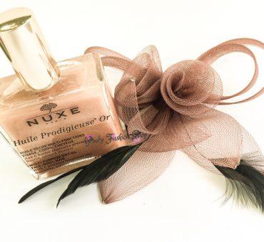 Tekoče zlato na naši koži…  🌠 Huile Prodigieuse® Or – NUXE