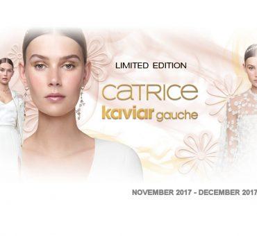 Omejena kolekcija: CATRICE kaviar gauche