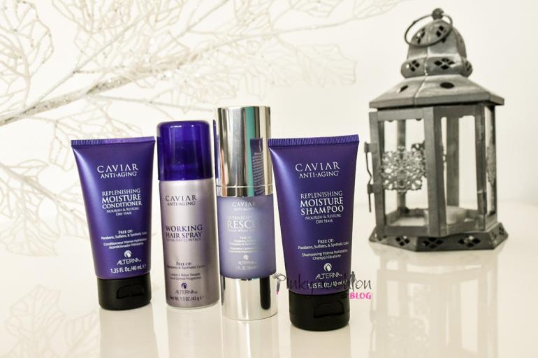 Alterna – Caviar Antiaging Experience Travel Kit