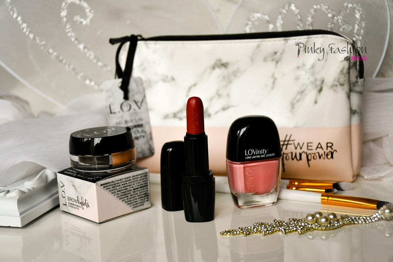 L.O.V: 👉 kozmetika katero boste želele v svoji torbici…
