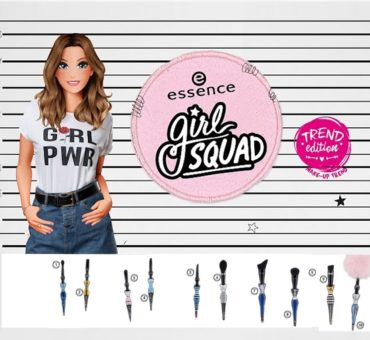 "Trend kolekcija 2018    ""girl squad"" – essence"
