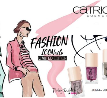 LIMITED EDITION: FASHION ICONails 💅 catrice