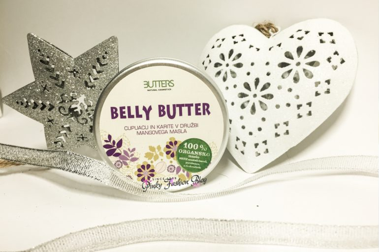 V boj proti strijam 💃maslo Belly butter – BUTTERS