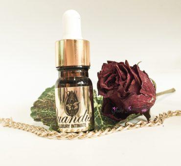 Prvo intimno negovalno olje na svetu 👑 Luxury intimate-Li Quandisa