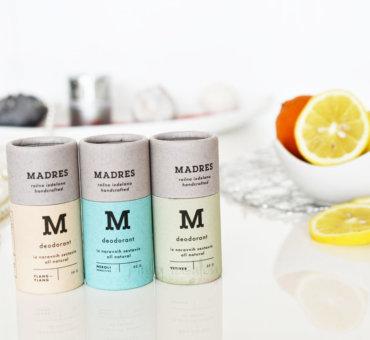 Vsak dan koži nudi  ′zdravo‵ nego · izberi naravni deodorant