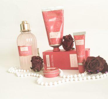 Kraljevska kolekcija z vrtnico 🌹 L'OCCITANE en Provence