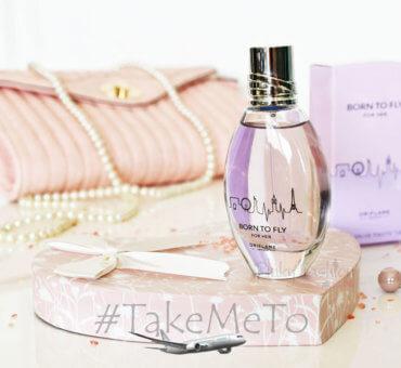 """Pričarajte si """"Svet v steklenički"""" · BORN TO FLY  #TakeMeTo"""