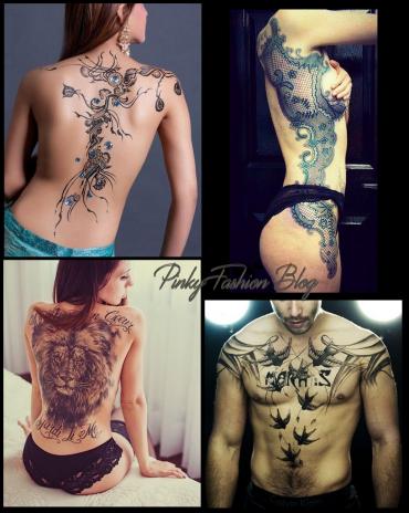 legs tattoo 5