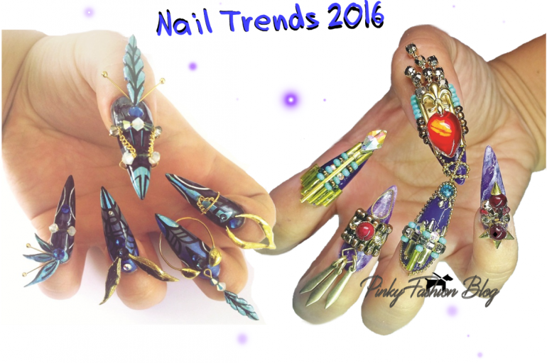 Napoved: Nail Trend 2016