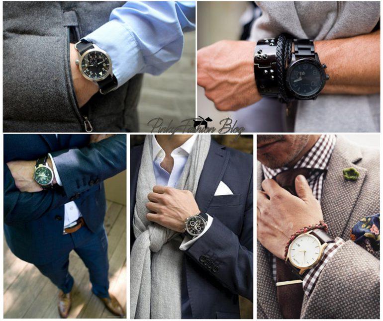 moške trend ure 2016