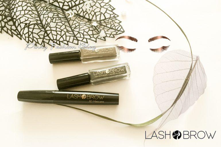 Začarajte z očmi, ki jih obdajajo lepe trepalnice…Lash Brow