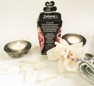 Dišeča naravna kopel BATH TEA  CALENA 🛀 LiCare