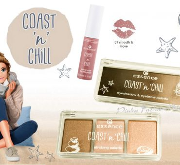 "essence TREND edition  ""COAST 'n' CHILL"""