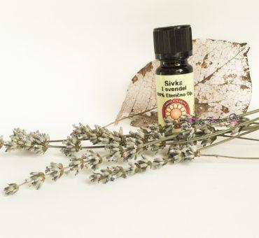 eterično olje SIVKA 💫 Naturavit