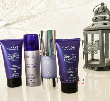 Alterna – Caviar Antiaging Experience Travel Kit