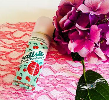 Batiste 🍒 šampon za suho pranje las 💄Ličila.si