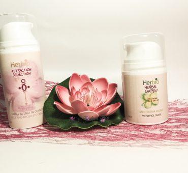 Za mladostno in vitalno kožo... 🍀 Zeliščna kozmetika HERBIO