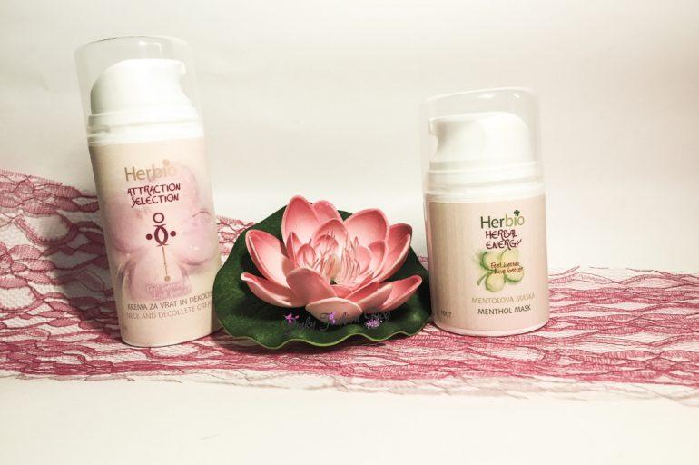 Za mladostno in vitalno kožo… 🍀 Zeliščna kozmetika HERBIO