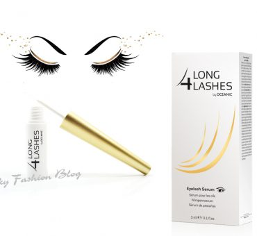 NA TESTU: Long4Lashes Serum
