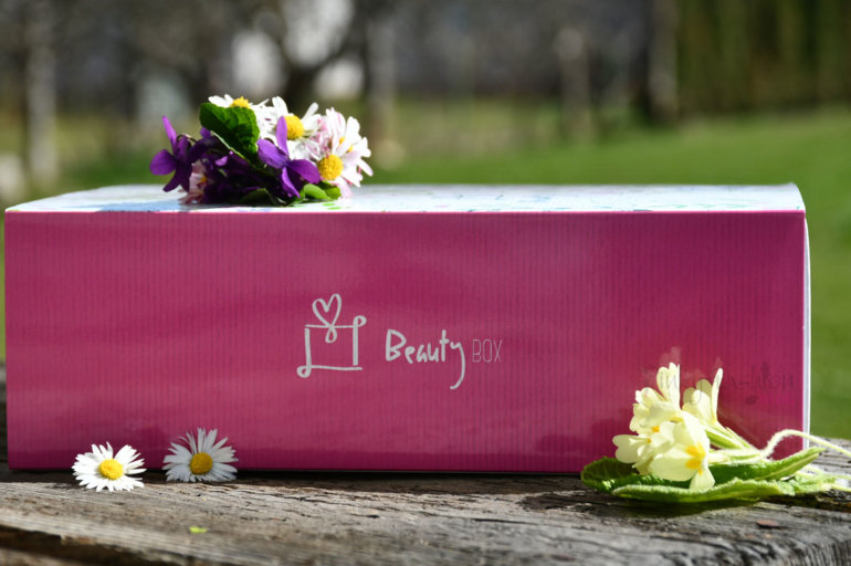 Pomlad je tu! Z njo pa novi Beauty Box