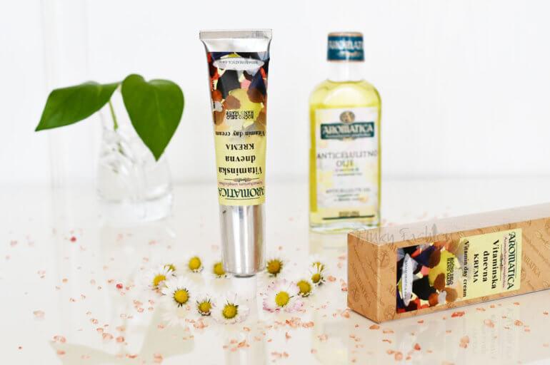 Z naravo 🍃 do zdrave kože obraza ·  Aromatica