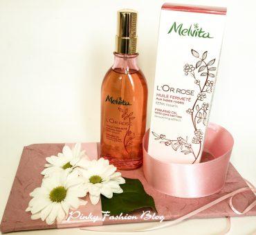 Odlično olje L'Or Rose za učvrstitev oblin 🌿 MELVITA