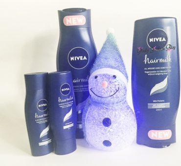 Najboljše 💎 Hairmilk NIVEA za zdrave in sijoče lase....