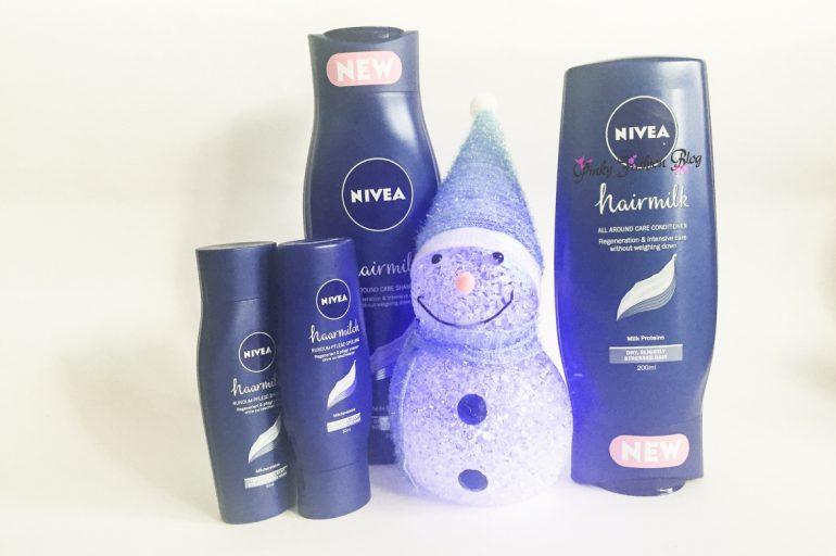 Najboljše 💎 Hairmilk NIVEA za zdrave in sijoče lase….