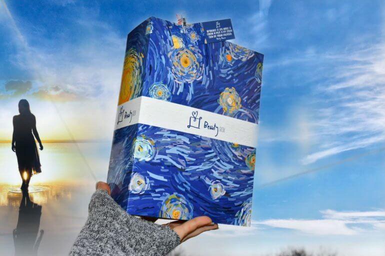 Predzadnja lepotna škatla v letu 2019 · Razveseljuje z odlični izdelki…