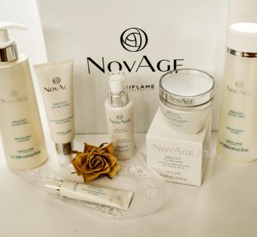 Za popoln videz kože - NovAge Bright Sublime