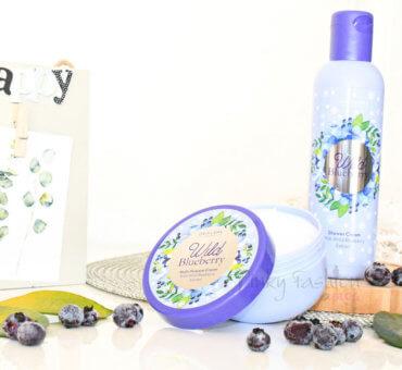 Zimsko razvajanje z vonjem sladkih borovnic • Oriflame
