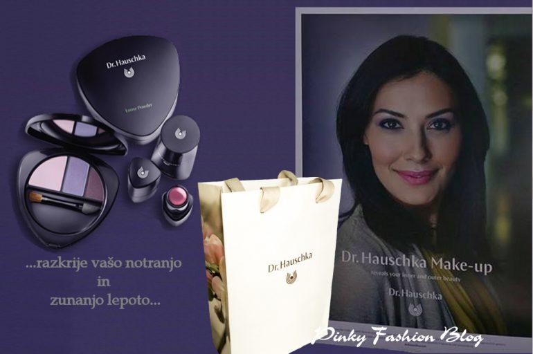 LEPOTNI DOGODEK 🍸 Dr. Hauschka nova, naravna make-up linija…
