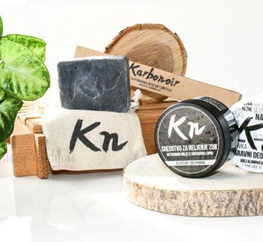 Dobrodošla v moji kopalnici • Naravna kozmetika Karbonoir z aktiviranim ogljem