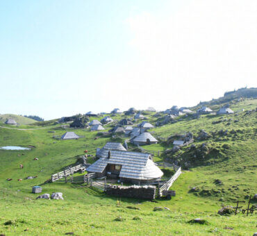 Letos oddih malo drugače: Potep po Sloveniji – Velika Planina