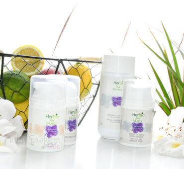 Ko zasije moje počutje na obrazu · 🍀 Zeliščna kozmetika Herbio